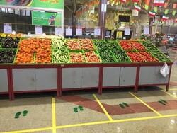 ۲۵۰ میدان و بازار میوه و تره بار به نقاط اتکای مردم تبدیل شده اند