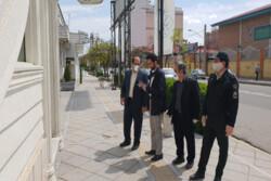 تذکر پلیس به ۲۰ هزار واحد صنفی در طرح فاصله گذاری اجتماعی