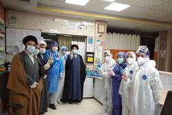 تغسیل اموات کرونایی توسط ۲۶ روحانی/ هر مدرسه علمیه یک گروه جهادی است
