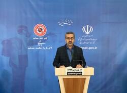 ايران ... تسجيل 74 حالة وفاة جديدة جراء كورونا والمتعافين أكثر من 79 الف