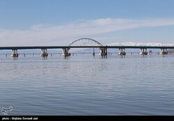 Lake Urmia level rises by half a meter year on year