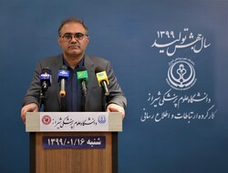 شناسایی ۱۱۱ مورد جدید ابتلا به کروناویروس در استان فارس