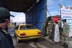 ۸۰ مرحله ضدعفونی شهرهای شمالغرب کشور توسط ارتش انجام شد