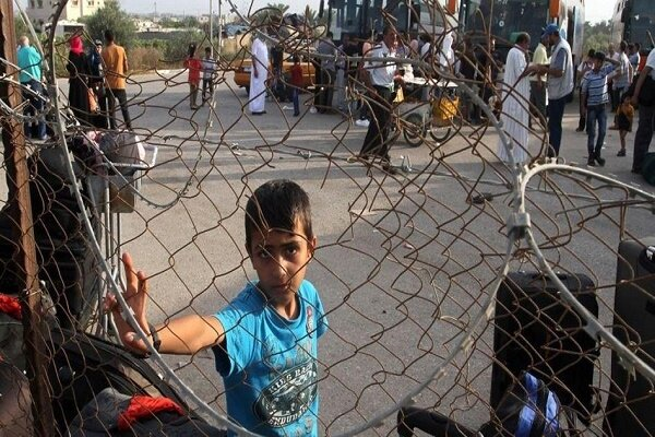 تداوم محاصره نوار غزه توسط صهیونیستها دیگر قابل تحمل نیست