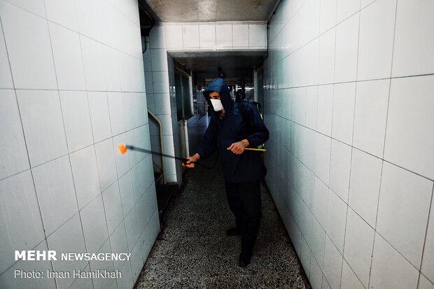 Bio-defense drill staged in Hamedan