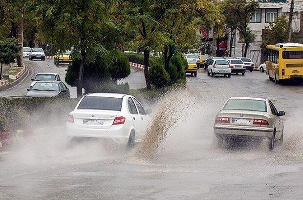 ورود یک سامانه بارشی  از جنوب غرب کشور