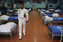 افتتاح مرکز ۱۰۰ تختخوابی نقاهتگاهی کرونا در بندرعباس