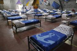 نقاهتگاه بیماران کرونایی توسط ارتش در سقز راه اندازی شد