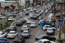 حجم تردد خودروها در کرمانشاه قابل توجیه نیست