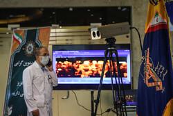 إزاحة الستار عن منظومة متطورة لقياس حرارة الجسم وتشخيص حمى كورونا
