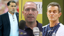Italian volleyball coaches