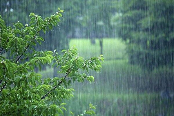 هوای استان قزوین بارانی شد