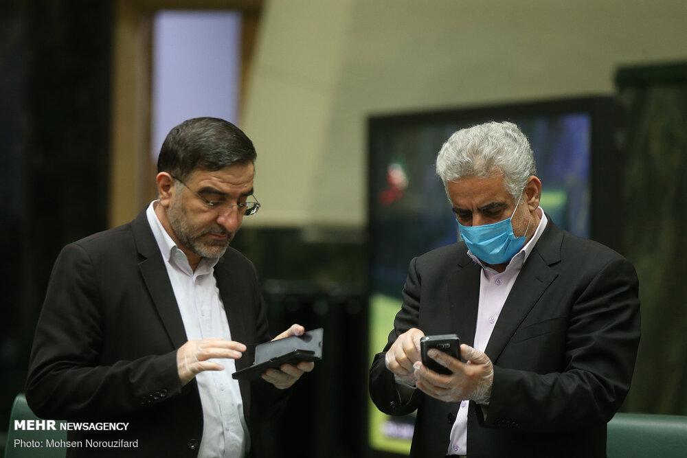 جلسه رسیدگی به وضعیت معیشتی اقشار آسیب پذیر از شیوع کرونادر مجلس