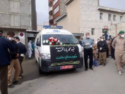 رییس دانشگاه علوم پزشکی کردستان شهادت شهید سلامت را تسلیت گفت
