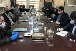 تشکیل جلسه هیات رئیسه برای اساسنامه فدراسیون فوتبال