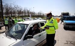 ۴۴۷ دستگاه خودرو توسط پلیس راهور کرمانشاه اعمال قانون شدند