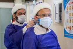۴۰۰ طلبه جهادی برای خدمت رسانی به بیمارستان های قم اعزام شدند