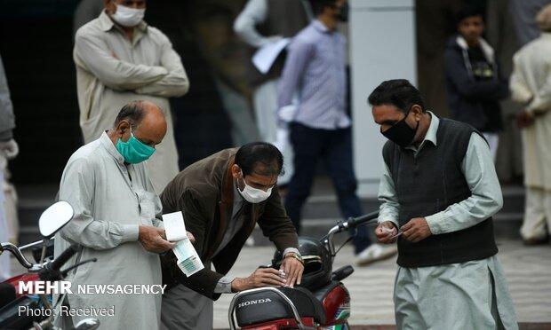 پاکستان میں کورونا وائرس سے مزید 120 افراد ہلاک