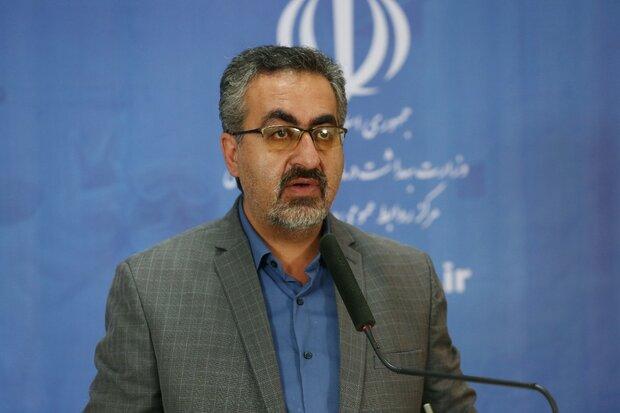 آمار کرونا تا هشتم خرداد/۶۳ فوتی در شبانه روز گذشته