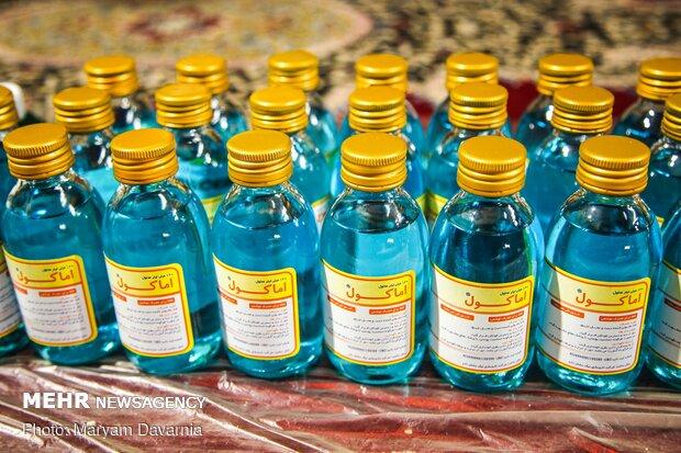 نظارت بر تولید و عرضه اقلام بهداشتی در استان البرز تشدید شده است