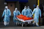 آمریکا شاهد افزایش ۳ برابری قربانیان کرونا بود