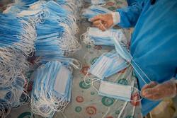 بیش از ۲ میلیون عدد ماسک توسط فنی و حرفهای زنجان تولید شد