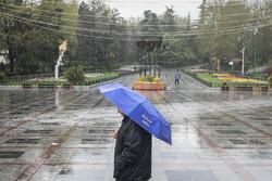 استمرار هوای خنک و بارانی تا روز چهارشنبه در گلستان