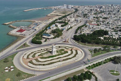 Qeshm streets vacant amid Covid-19 outbreak