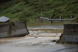 خسارت ناشی از طغیان رودخانه ها در مازندران به حداقل رسید