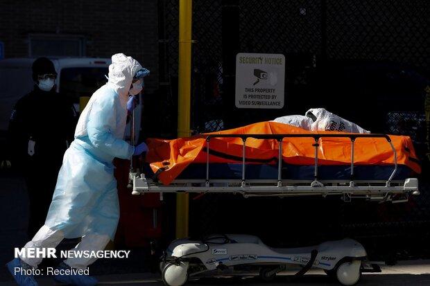 ABD'de koronavirüsten ölenlerin sayısı 122 bine ulaştı