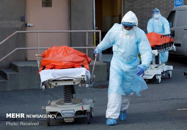 امریکہ میں کورونا وائرس سے اب تک 1 لاکھ 12 ہزار سے زائد افراد ہلاک