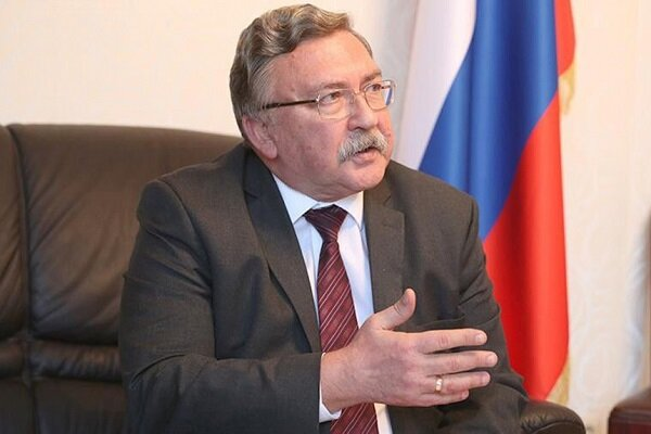 Russia says US must take 1st step about JCPOA