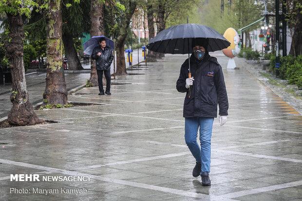 کاهش 41 درصدی بارندگی درچهارمحال و بختیاری