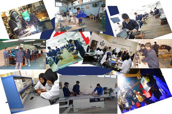آموزش های فنی و حرفه ای در اولویت برنامه های امسال است