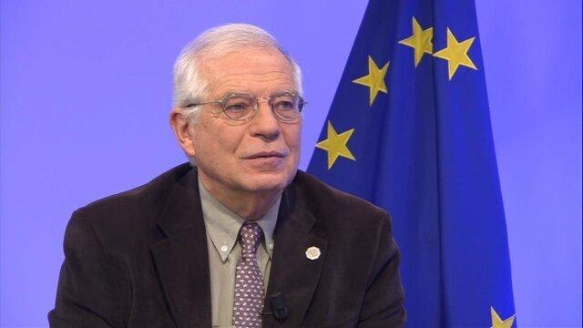 EU's Borrell hopeful to see revival of JCPOA