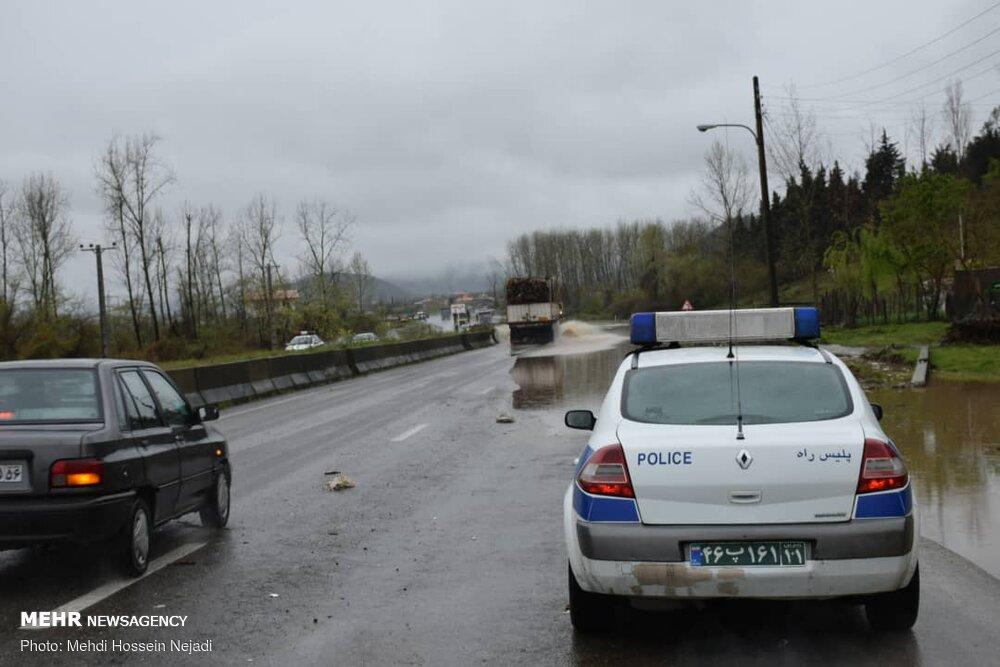 محدودیت جاده هراز به پایان رسید/ترافیک نیمه سنگین در ورودی پایتخت