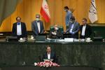 جلسه رأی اعتماد به وزیر پیشنهادی جهاد کشاورزی