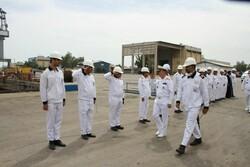 امیر خانزادی از کارخانجات نیروی دریایی ارتش بازدید کرد