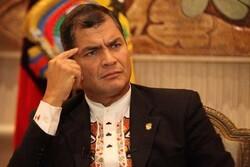 کوره آ، رئیس جمهور سابق اکوادور، به ۸ سال زندان محکوم شد