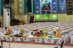 بسیج سازندگی استان بوشهر ۸۱ هزار بسته معیشتی توزیع کرد