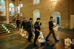 آماده سازی ۱۲ هزار بسته معیشتی گروه های جهادی قم