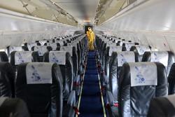 برگشت پروازهای فرودگاه شهدای ایلام به حالت عادی