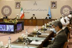 ایرانی عدلیہ کے سربراہ اور صوبائی اٹارنی جنرلز کی کونسل کا اجلاس