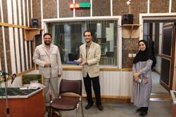 رادیو تهران با فرزند شهید صیاد شیرازی گفتگو می کند