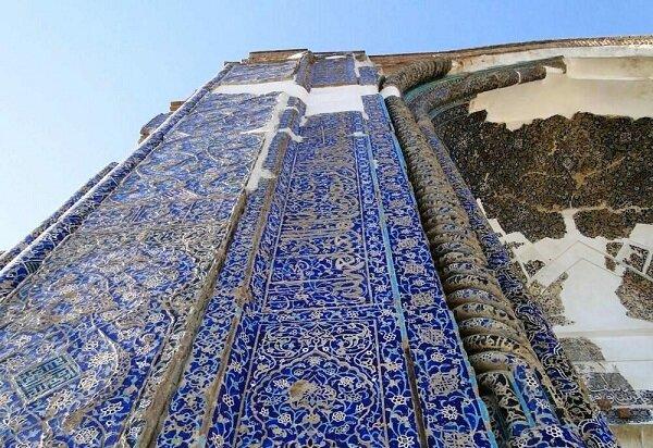 سفری مجازی به مسجد کبود تبریز «فیروزه جهان اسلام»