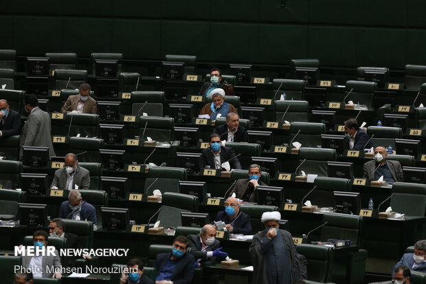 Parliament's confidence vote to agriculture min.