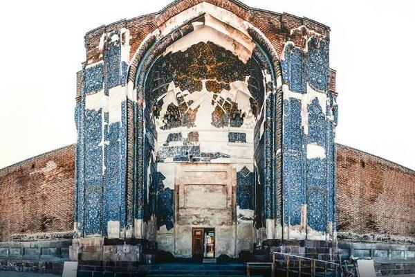 سفری مجازی به مسجد کبود تبریز