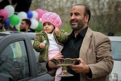 تہران میں 15 شعبان کی مناسبت سے جشن منعقد