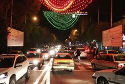 جشن خودرویی نیمهشعبان در البرز برگزار میشود