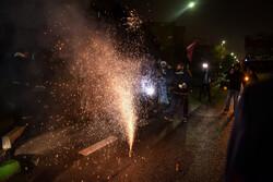 Mid-Sha'ban celebrations in Tehran